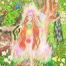 Goddess Manifest by Rebecca Tripp