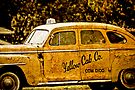yellow Cab Co. by martinilogic