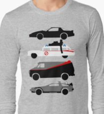 The Car's The Star Long Sleeve T-Shirt