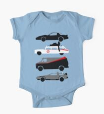 The Car's The Star One Piece - Short Sleeve
