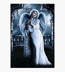 Johnnie's Angel Photographic Print