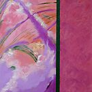 Rita-T, Abstract Painting, Untitled-2 by VoxOrpheus