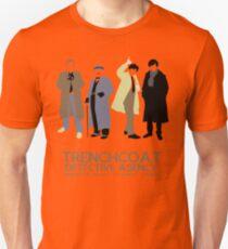 Trenchcoat Detective Agency T-Shirt