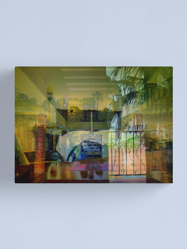 Alternate view of Baglio Basile Hotel & Resort Petrosino Canvas Print