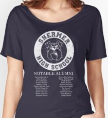 Shermer High School Alumni Women's Relaxed Fit T-Shirt