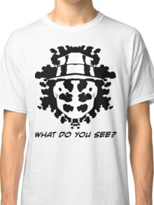 The Rorschach Test Classic T-Shirt