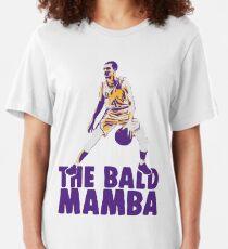 Alex Caruso The Bald Mamba T Shirt Slim Fit T-Shirt