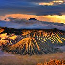 Bromo Tengger Semeru national park. Java. Indonesia by MotHaiBaPhoto Dmitry & Olga