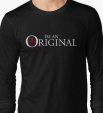 The Originals - I'm an Original Long Sleeve T-Shirt