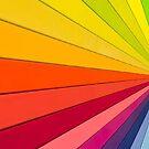 Radial Color Spectrum  by savesarah