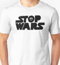 Stop Wars Now! Unisex T-Shirt