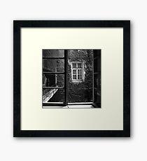 Windows Framed Print
