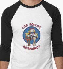 Breaking Hermanos Men's Baseball ¾ T-Shirt