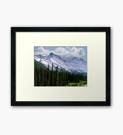 Introduction to Banff Framed Print