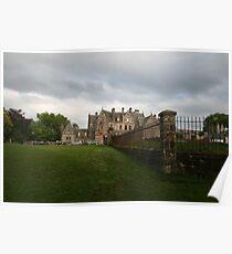 Castle Leslie, Ireland Poster