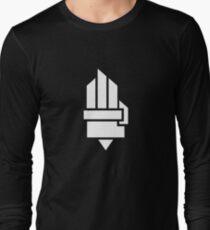 The Hunger Games - Hand (Dark Version) Long Sleeve T-Shirt