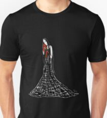 Madame Whyyy- Princess Monster Hands Slim Fit T-Shirt