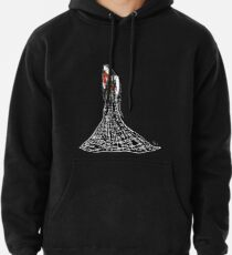 Madame Whyyy- Princess Monster Hands Pullover Hoodie