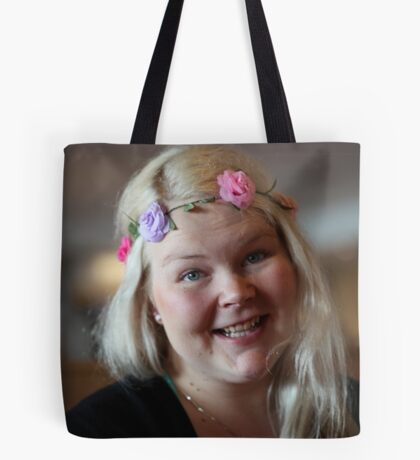 Suomi Finland  : very friendly people  and very nice location .  Doctor Faustus. 2015. Tote Bag