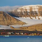 Svalbard by Algot Kristoffer Peterson