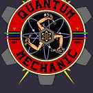 QUANTUM MECHANIC by GUS3141592