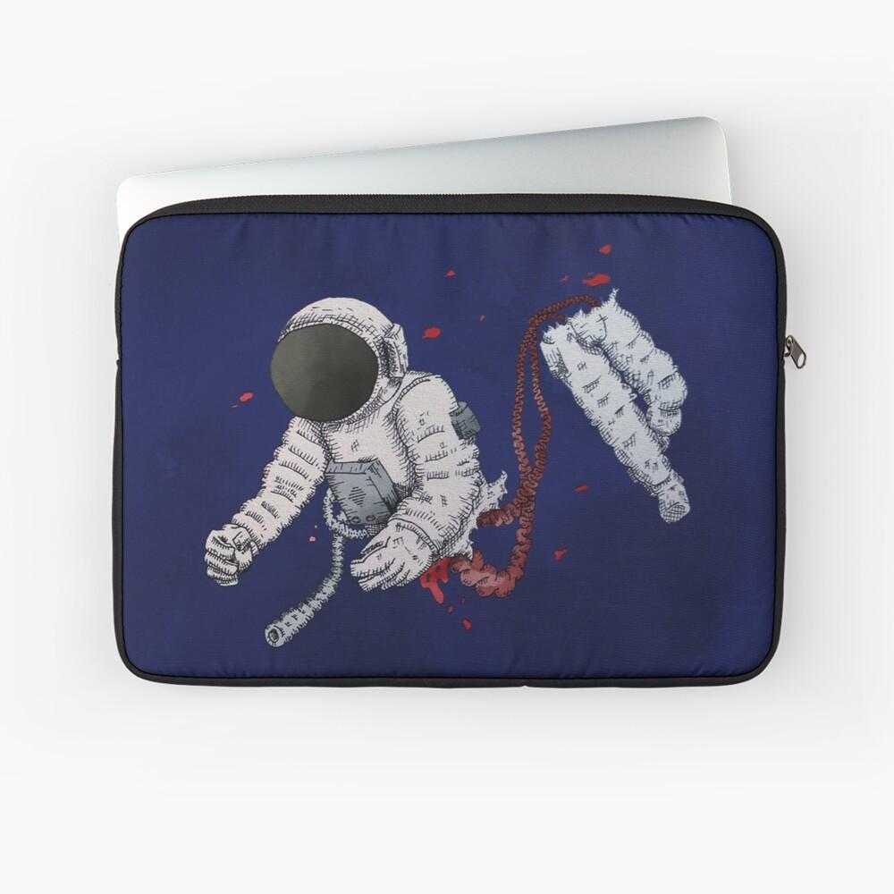 Astro Zombie Laptop Sleeve