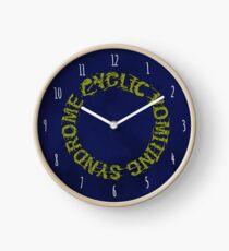 Cyclic Vomiting Syndrome Clock