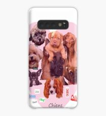 BREED OF DOGS Case/Skin for Samsung Galaxy