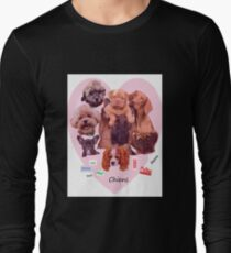 BREED OF DOGS Long Sleeve T-Shirt