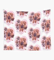 BREED OF DOGS Wall Tapestry