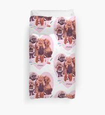BREED OF DOGS Duvet Cover