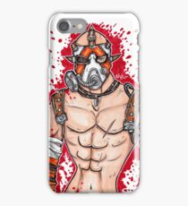 THE CONDUCTOR OF THE POOP TRAIN iPhone Case/Skin
