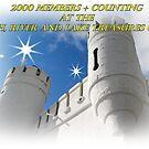 2000 members banner by Aoife McNulty