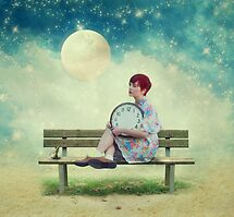 Patience.... by Carol Knudsen
