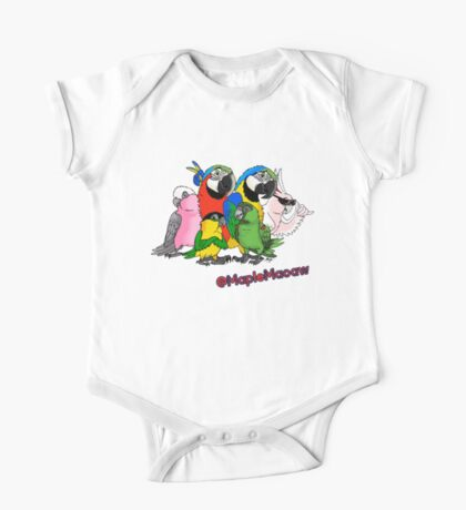 Maple Macaw Kids Clothes