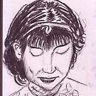 Asian Woman by JayJay70