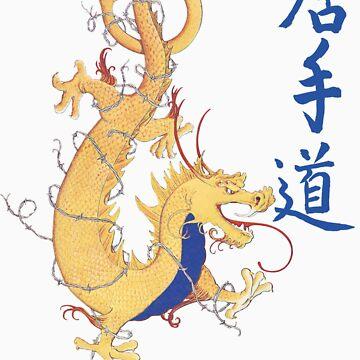 Blue Dragon by shipsoo
