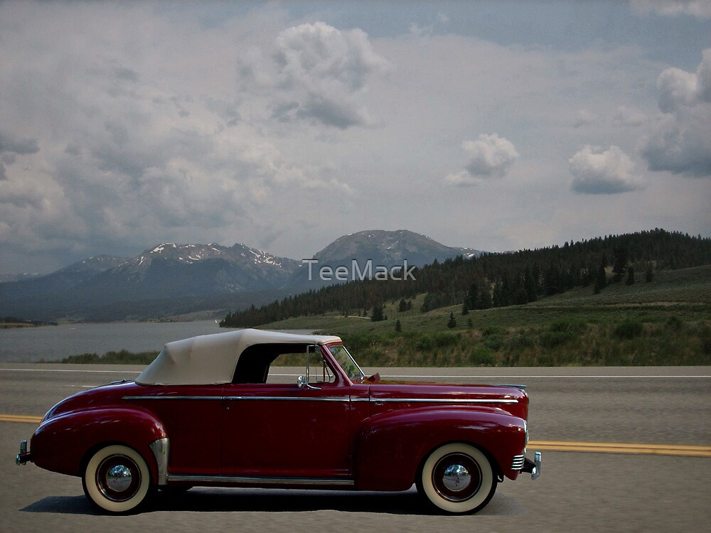 1941 Nash Cabriolet Convertible by TeeMack