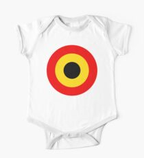 Belgian Air Force Insignia One Piece - Short Sleeve