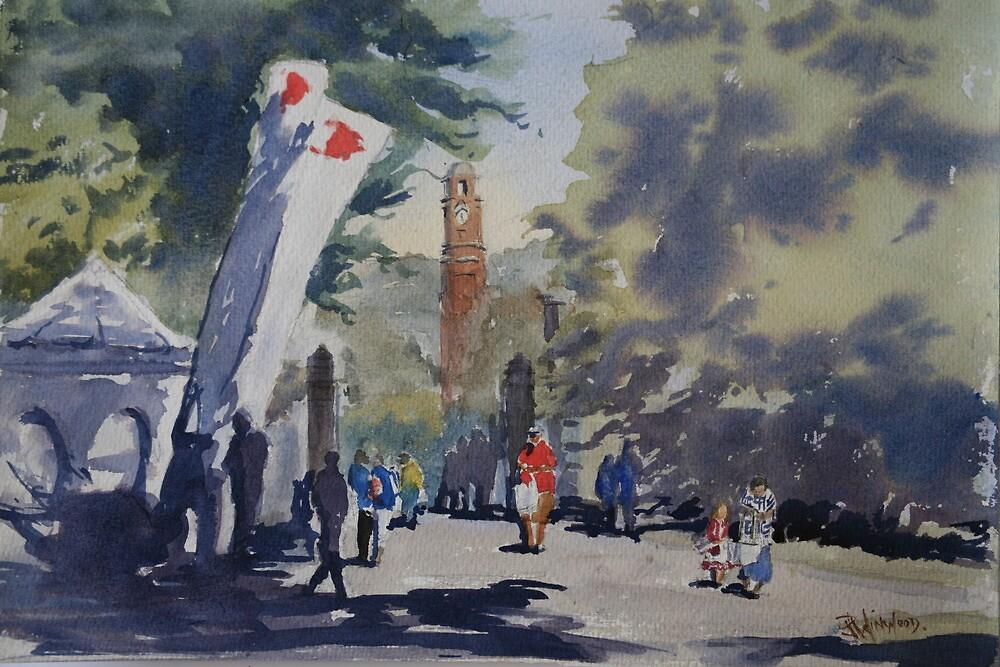 Festivale Fever by Pauline Winwood