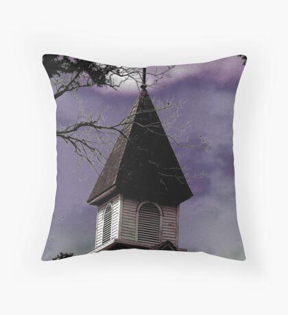 The Church Throw Pillow