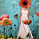 Lost in the poppy field by Susan Ringler