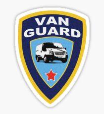 Van Guard Sticker