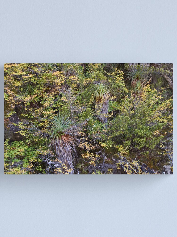 Alternate view of Surrounded Canvas Print