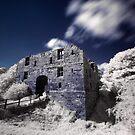 Whorlton Castle (IR) by PaulBradley