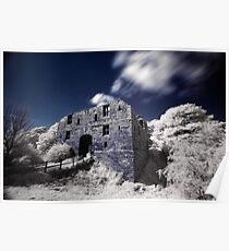 Whorlton Castle (IR) Poster