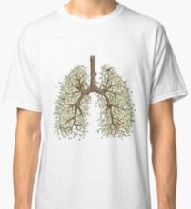 Lungs Classic T-Shirt