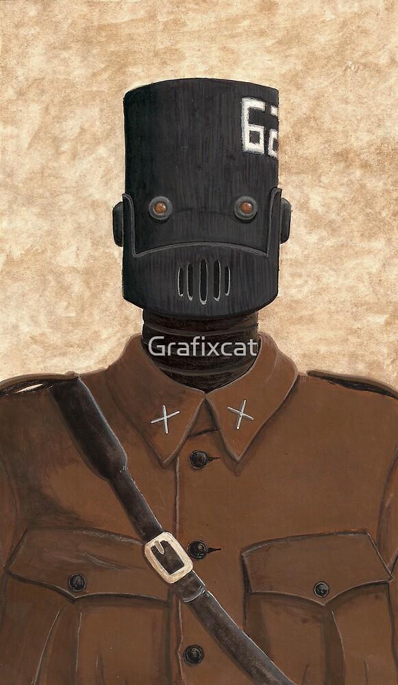 Robot 1930 by Grafixcat