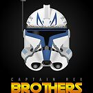 Captain Rex - Brothers by nothinguntried