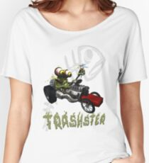 Wierd Wheels Trashster Women's Relaxed Fit T-Shirt